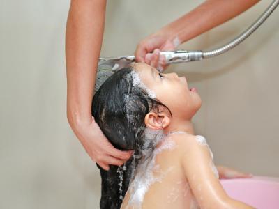 Shampooing ou lotion